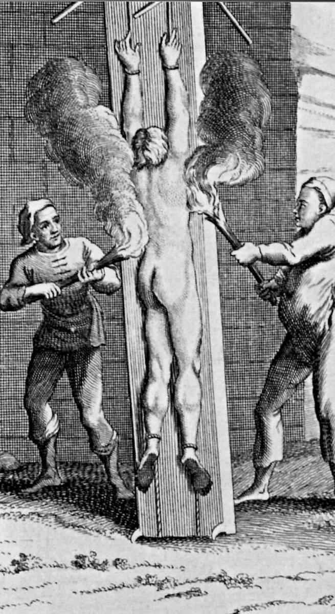 Od czasów starożytnych do dziś ból pozostaje narzędziem władzy