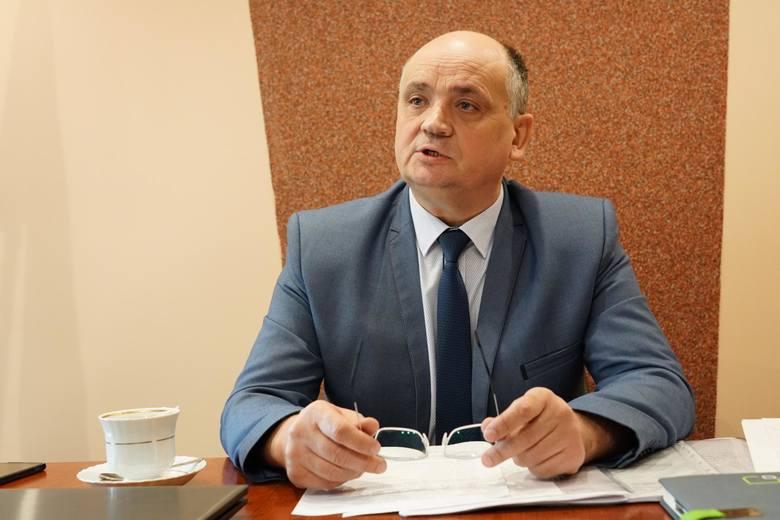 Wójt gminy Chodów, gdzie leżą Szołajdy - Marek Kowalewski - jest załamany. Od miesięcy apeluje zarówno do Ministerstwa Klimatu, wojewody wielkopolskiego