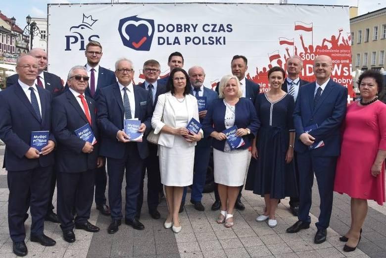 O co będą walczyć kandydaci PiS i KO, jeśli zostaną wybrani w okręgu rybnickim?