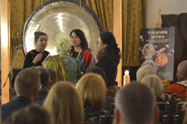 W piątek, 22 listopada, Pracownia Batiku przy Słupskim Ośrodku Kultury obchodziła jubileusz 30 lat istnienia.Podczas gali w Zamku Książąt Pomorskich