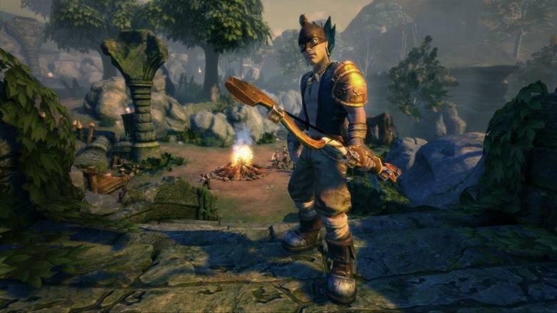 Fable Anniversary Fable Anniversary to odświeżona wersja gry studia Lionhead z 2004 roku, która ukazała się na konsole Xbox