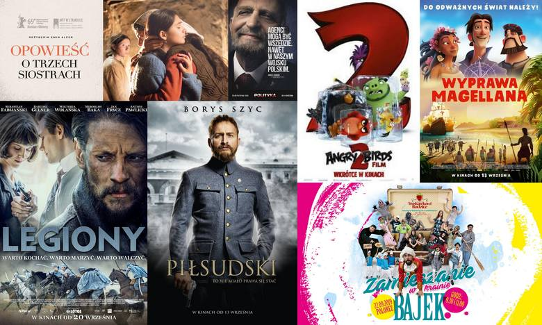 Przedstawiamy repertuar kina Polonez na najbliższy tydzień. Wszystkie terminy seansów na następnych slajdach.