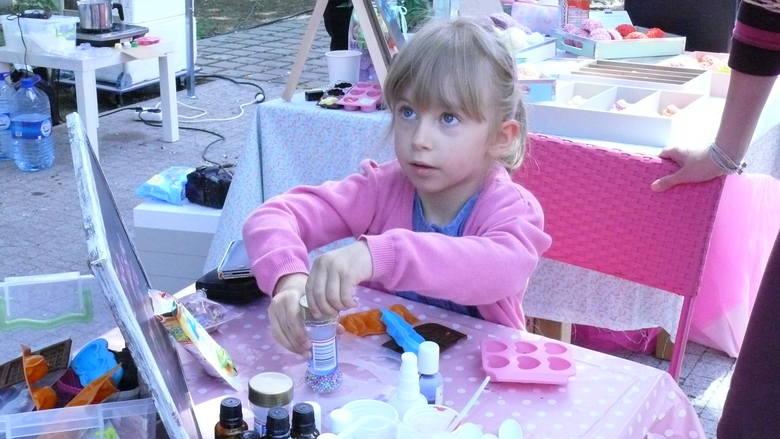 Dzień Dziecka na Wolnym Targu w Poznaniu