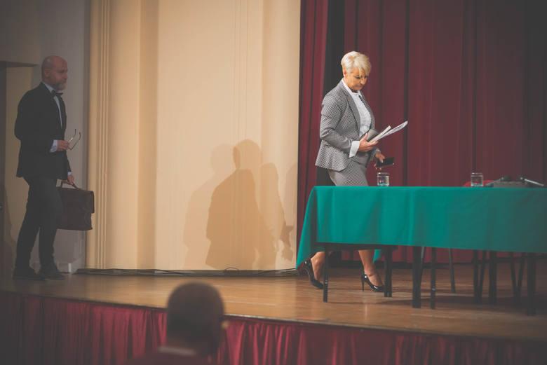 Debata kandydatów na burmistrza Ustronia bez kompletu