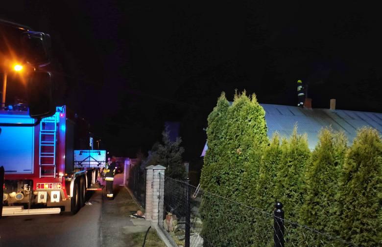 Do tego niebezpiecznego zdarzenia doszło w piątek w Żurawicy pod Przemyślem.O godz. 21.30 dwa zastępy strażaków z Przemyśla i OSP Bolestraszyce wyjechały
