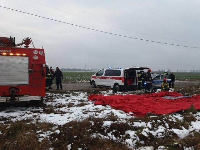 Śmiertelny wypadek w powiecie międzyrzeckim na przejeździe kolejowym