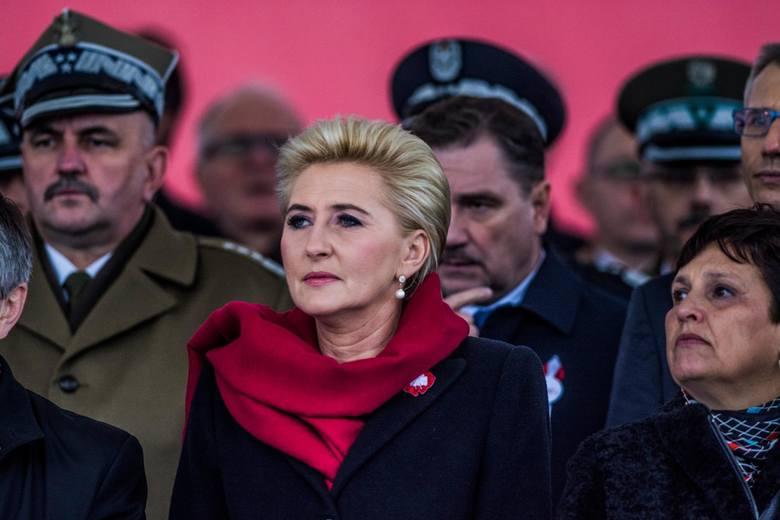 Agata Kornhauser-Duda nowym prezydentem Polski. Spekulacje, kto zostanie następcą Andrzeja Dudy