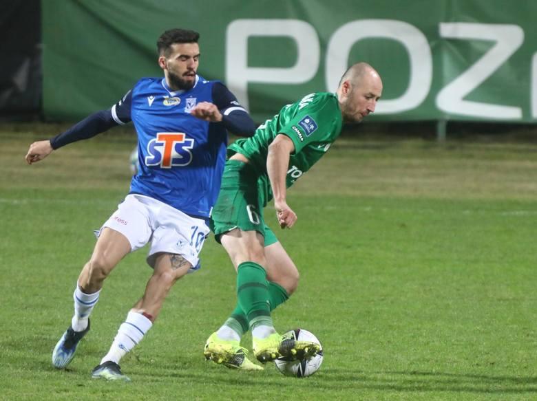 Przed sezonem 2020/21, gdzie Zieloni awansowali do PKO Ekstraklasy, nikt nie byłby w stanie wytypować, że to Warta Poznań znajdzie się na koniec rozgrywek