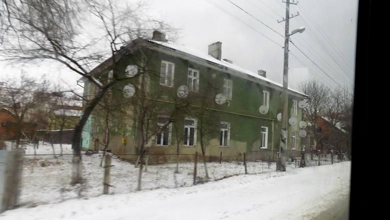 Chyrów na Ukrainie.