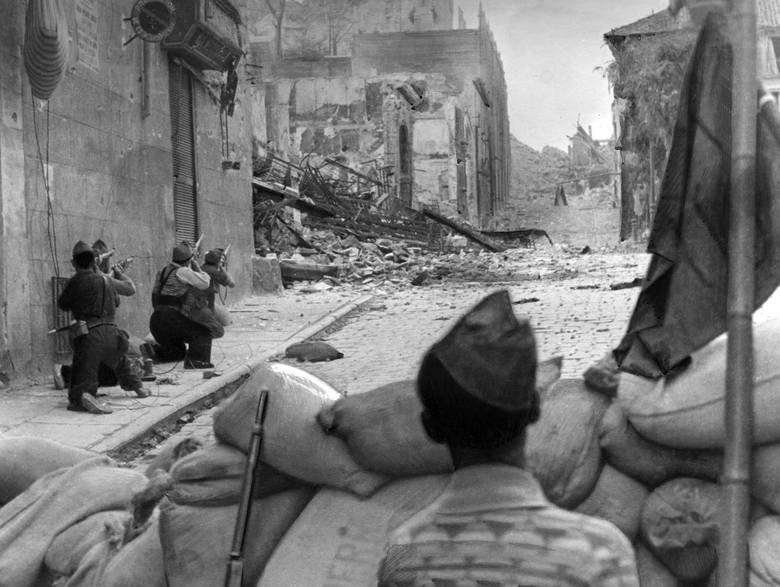Oblężnie Alcazaru w Toledo