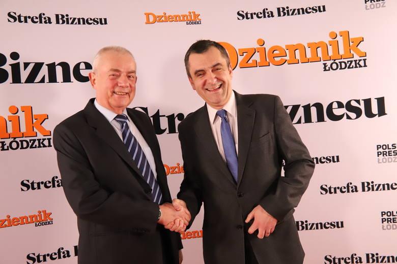 Gala na zakończenie plebiscytu Menedżer Roku Regionu Łódzkiego 2018.