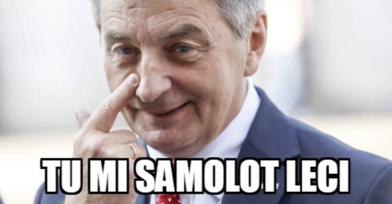 Marek Kuchciński podał się do dymisji – najlepsze MEMY o skandalu z marszałkiem Sejmu. Internauci komentują [9.08.2019]