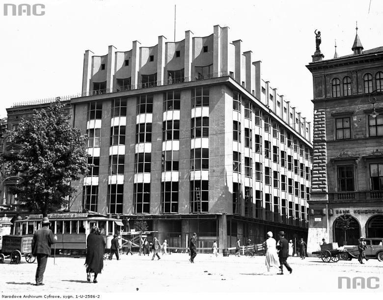 """Budynek Towarzystwa Ubezpieczeniowego """"Feniks"""""""