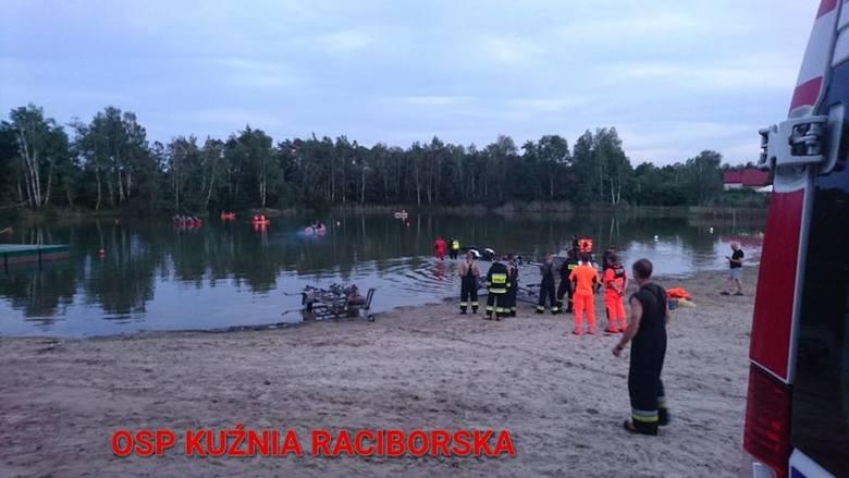 """W """"Wodniku"""" utonął 18-latek z Rybnika"""