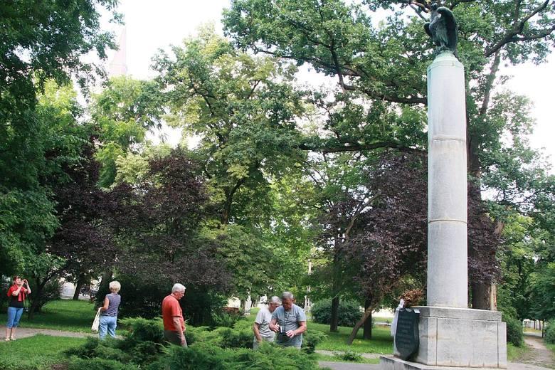 Pomnik polskich rycerzy w Mohaczu