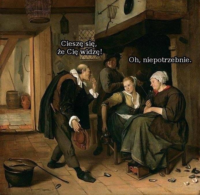Klasyczne memy śmieszą do łez [GALERIA]