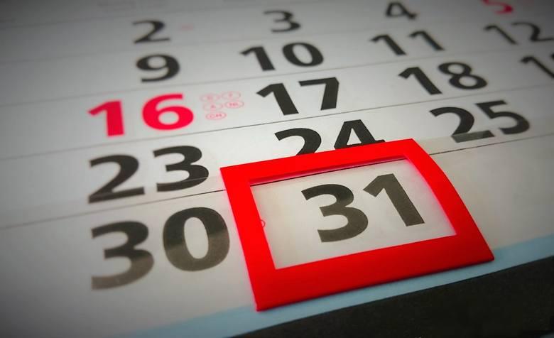 W całym 2020 roku będzie sporo dni wolnych od pracy