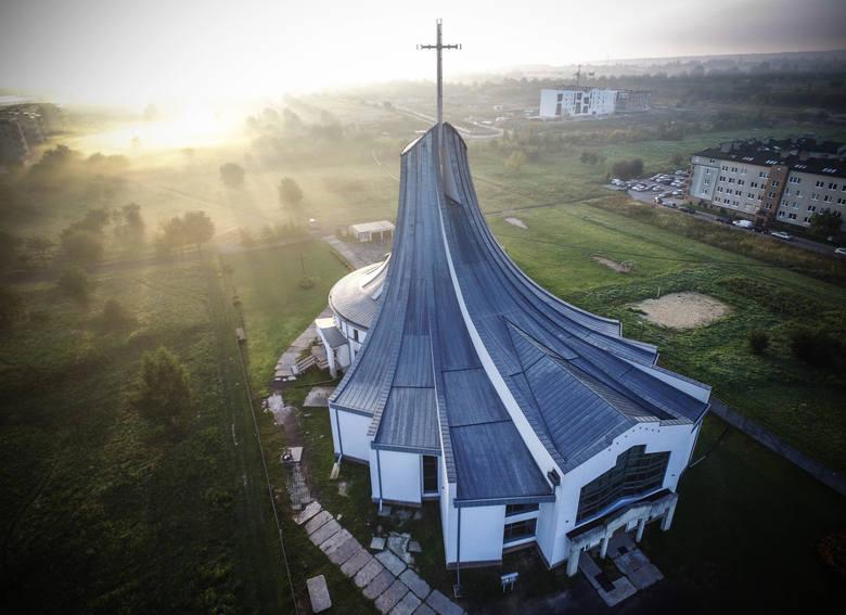 Kościół pod wezwaniem św. Jana Pawła II przy ul. Biskupa Mariana Fulmana