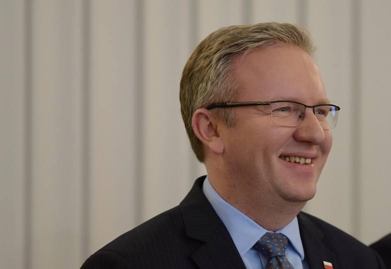 Krzysztof Szczerski, minister w kancelarii prezydenta Andrzeja Dudy