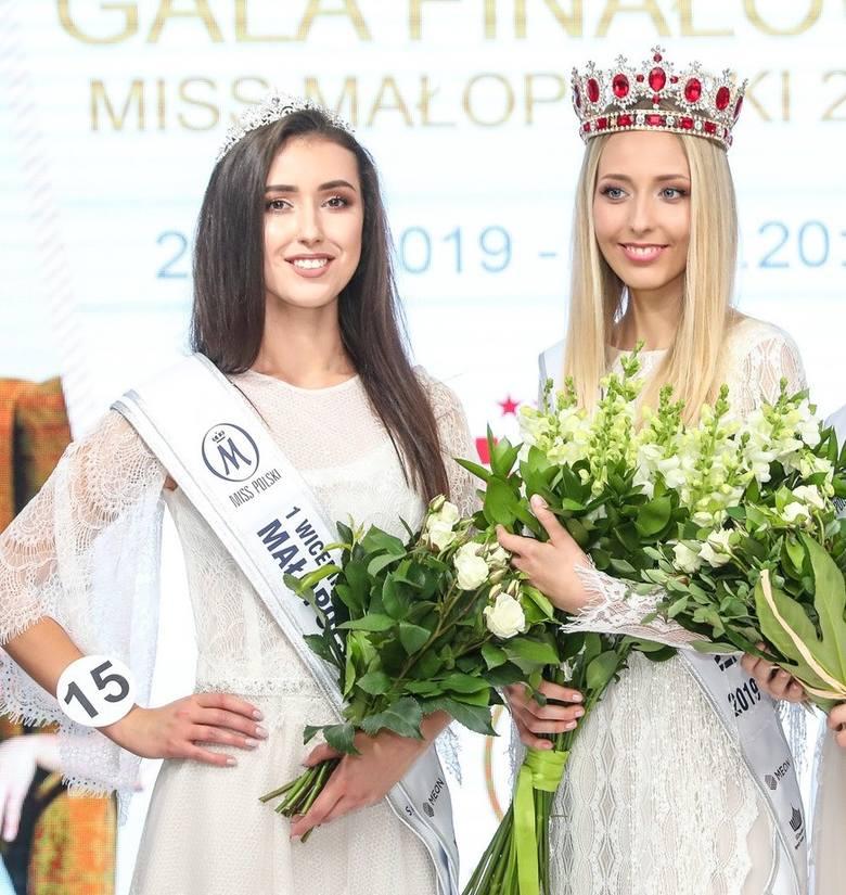 Sylwia Rojek (z prawej) i Natalia Radwan - najpiękniejsze Małopolanki 2019 roku. Obie mają chłopaków piłkarzy!