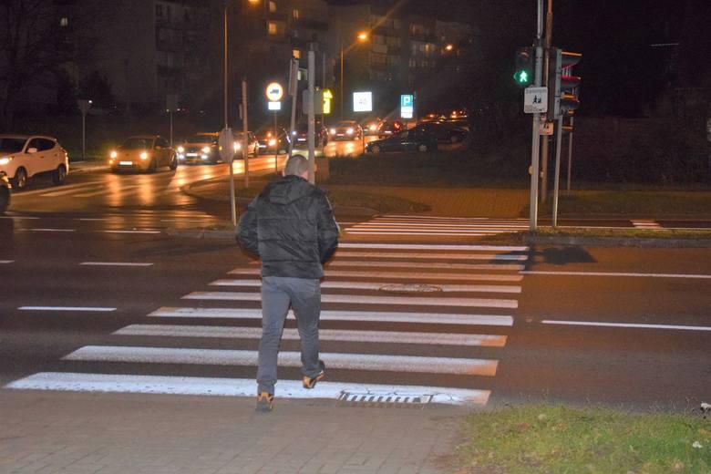 Na skrzyżowaniu ulic Batorego, Zamoyskiego i Rzeźniczaka często dochodzi do wypadków i kolizji
