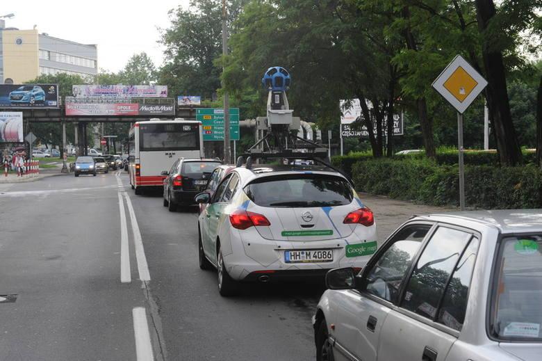 Opole będzie w Google Street View [zdjęcia]