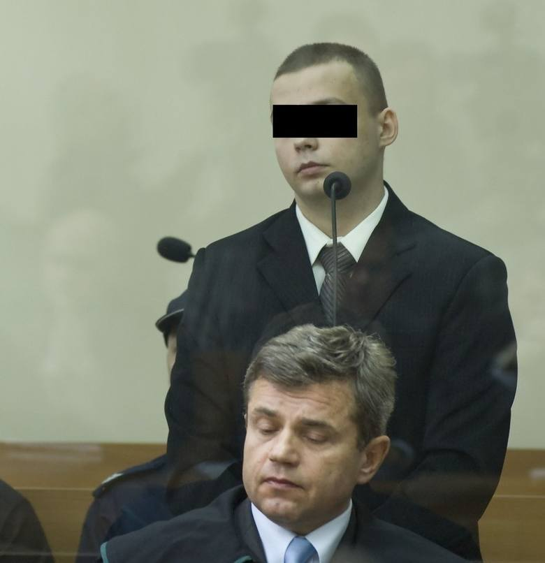 """Piotr O. ps. """"Orzech"""" współpracował z Miśkiem w gangu Sharks"""