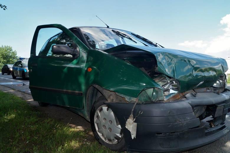 W środę na ul. Portowej w Słupsku doszło do kolizji trzech aut.