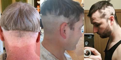 Jak bardzo potrzebni są nam fryzjerzy? Bardzo! Te porażki tylko to udowadniają [ZDJĘCIA]