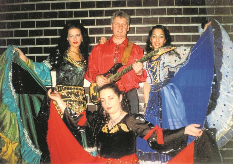 W katowickim Spodku w 2006 r. Sławomir Kawka wystąpił z grupą Don Vasyla.