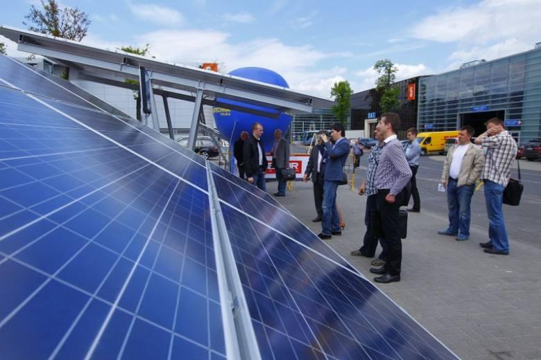 Na MTP we wtorek rozpoczęły się targi energetyki Expopower oraz targi energii odnawialnej Greenpower.
