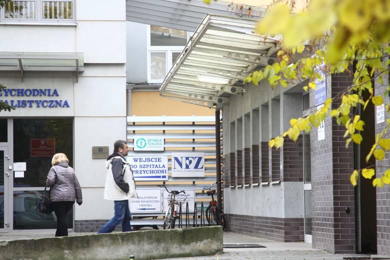 Pracownicy szpitala obawiają się likwidacji oddziałów