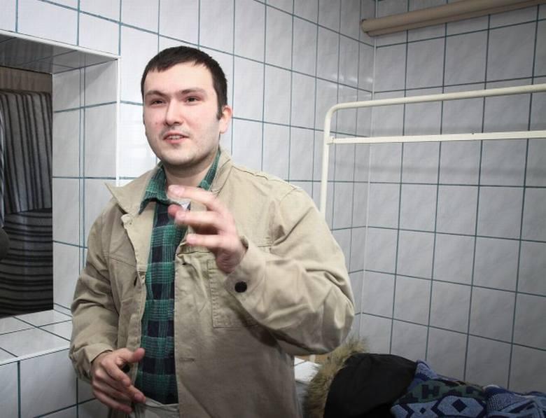 31-latek sam zgłosił się do więzienia [ZDJĘCIA]