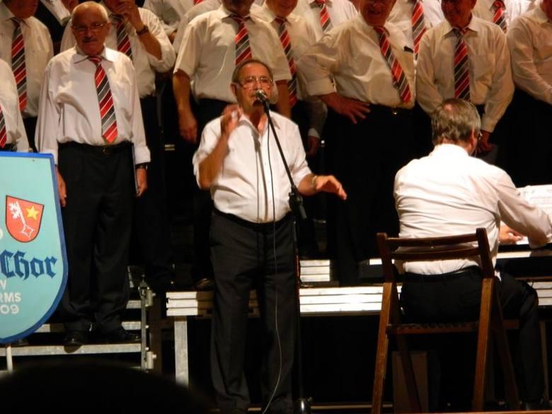 W ramach prologu do tegorocznego festiwalu Źródło dla dobrodzieńskiej publiczności zagrały zespoły Farfarello, Ü 60 – Chor i zespół Kantata.
