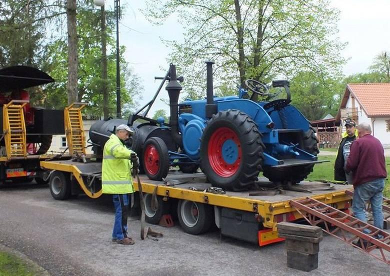 Noc Muzeów. Muzeum Rolnictwa w Ciechanowcu powiększyło kolekcję maszyn (zdjęcia)