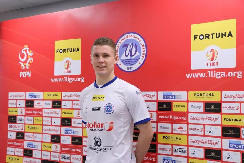 Kacper Wełniak ostatnio grał w 3 lidze
