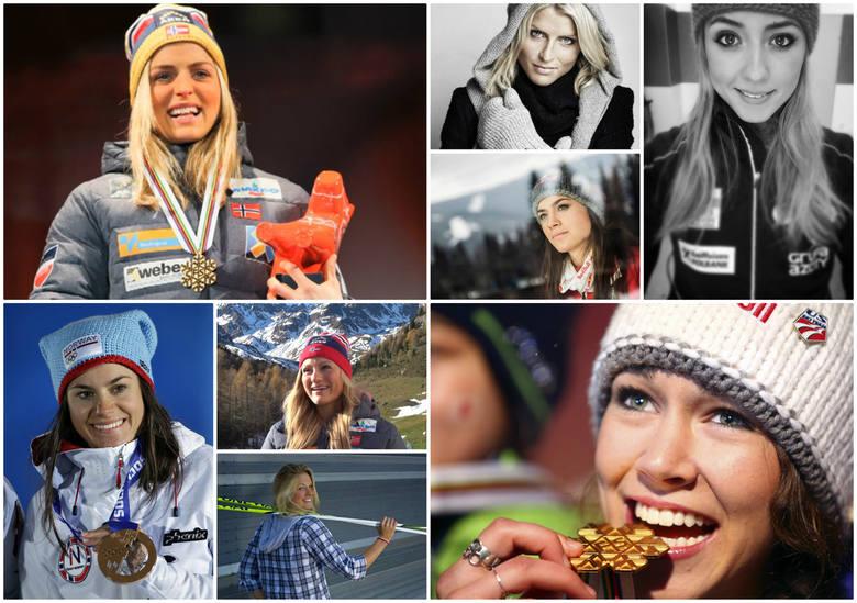 Poznaj najpiękniejsze zawodniczki MŚ w Falun 2015. Nie zabrakło też Polek (zdjęcia, wideo)