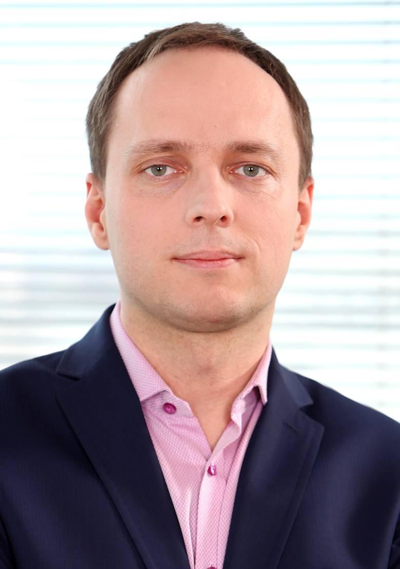 Marcin Lisiecki - Menedżer, Dział Cyberbezpieczeństwa, Deloitte