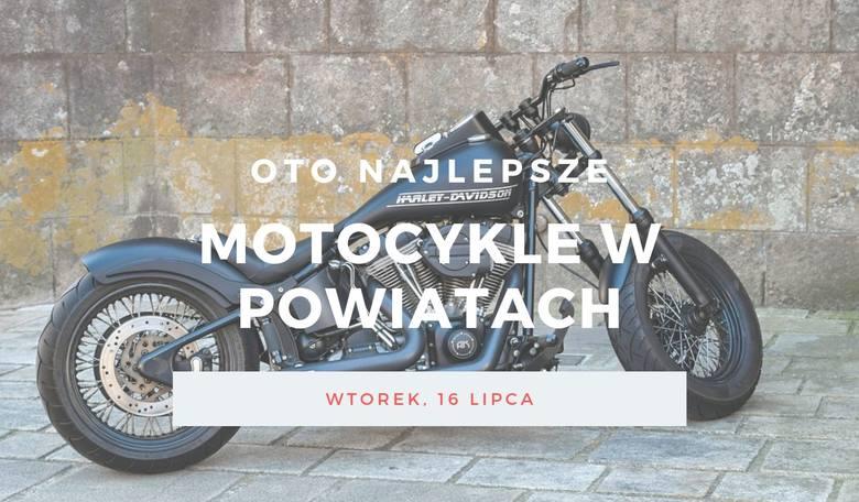 Prezentujemy liderów głosowania w kategorii Motocykl Roku we wtorek 16 lipca o godzinie 8.50KLIKNIJ i sprawdź aktualne wyniki głosowania we wszystkich