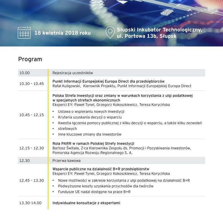 W Słupsku odbędzie się seminarium na temat zmian w działalności stref ekonomicznych