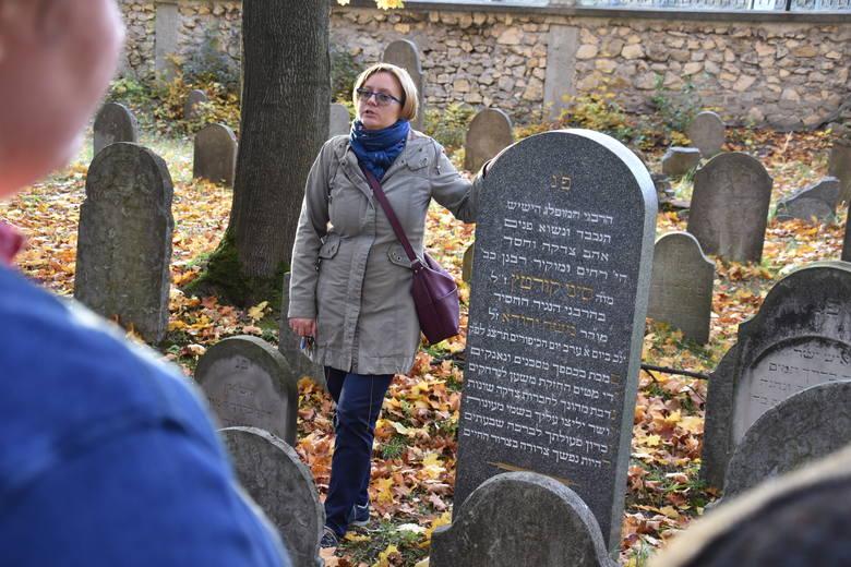 Chrzanów. Cmentarz pełen historii. Zobacz jakie tajemnice skrywa żydowska nekropolia [ZDJĘCIA, WIDEO]