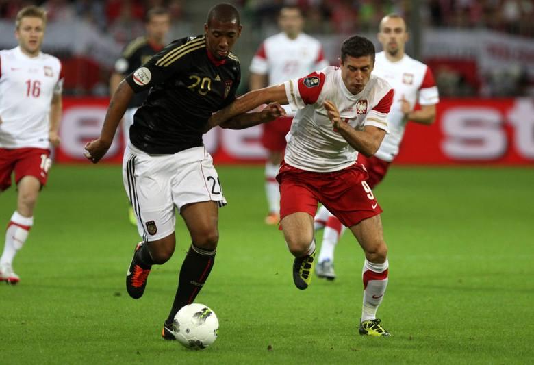 Trzymamy kciuki za napastnika Borussi Dortmund Roberta Lewandowskiego