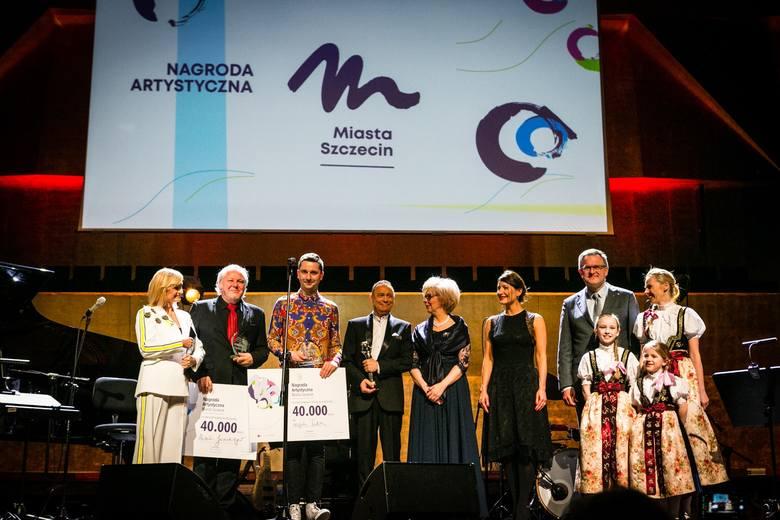 Gala Nagrody Artystycznej w Szczecinie - zobacz kto przyszedł [ZDJĘCIA]