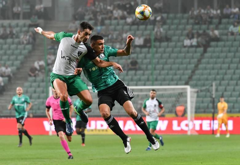 Legia wygrała z Europa FC 3:0, ale nie zachwyciła.