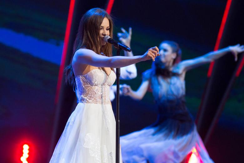 Natalia Szroeder na Polsat SuperHit Festiwal w Sopocie