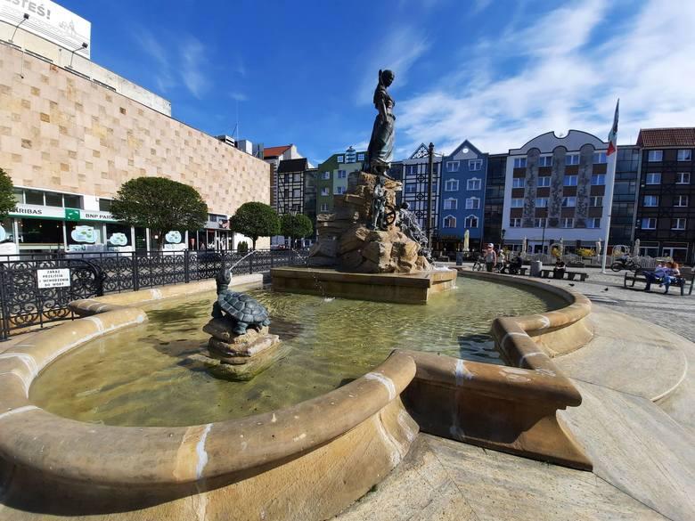Jedną z najpopularniejszych fontann jest fontanna Pauckscha.