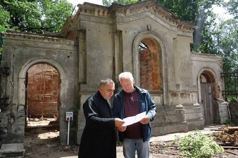 Cerkiew św. Aleksandra Newskiego powstała w 1884 roku na pamiątkę ocalenia cara Aleksandra II.