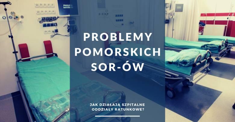 Niedobory personelu, drastyczne oszczędności i coraz większa biurokracja powodują też, że SOR-y nie są w pełni bezpieczne ani dla pacjentów ani dla medycznego