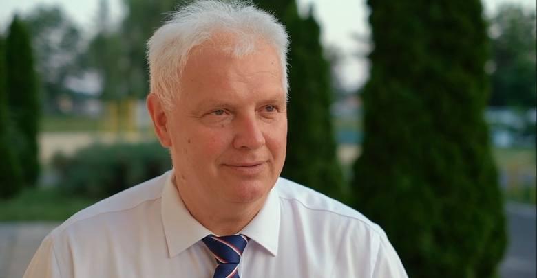 Zbigniew Bartnik - prezes Lubelskiego Związku Piłki Nożnej