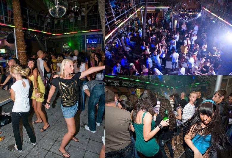 Jak wyglądały wakacyjne imprezy w dyskotece Troll w Mielnie 10 lat temu? Zobaczcie archiwalne zdjęcia z lat 2008 i 2009!